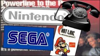 Nesse vídeo abordo o assunto das linhas de ajuda, mais especificamente da Nintendo e da Sega! Com direito a entrevista e tudo mais! Se gostar vídeo, não esqu...