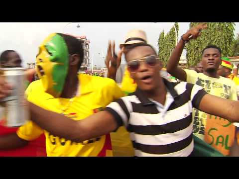 Vidéo Côte d'Ivoire – Guinée