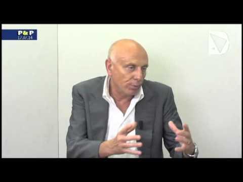 Passioni & Politica - il capostruttura della missione ''Italia sicura'' Erasmo D'Angelis intervistato da Elisabetta Matini.
