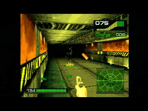 Alien Trilogy Playstation