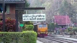 Lamphun Thailand  city photos : ขุนตาล Khun Tan (Lampang Lamphun) Thailand Railways