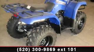 6. 2012 Yamaha Grizzly 350 Auto 4x4 - RideNow Powersports Tucs