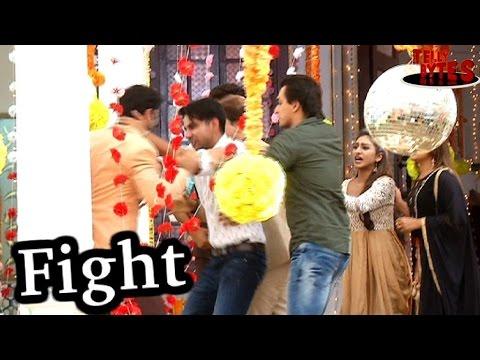 Fight in the Goeynka house in Yeh Rishta Kya Kehla