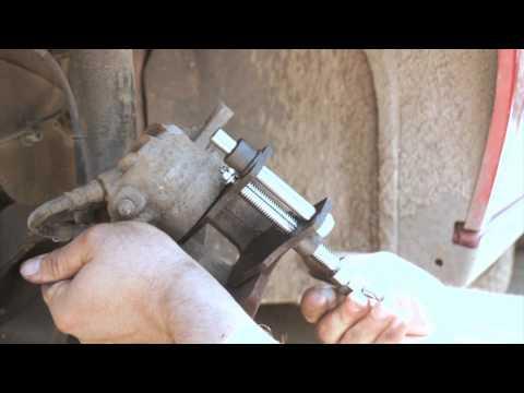 Stlačovák brzdových valčekov, 100mm MG50066