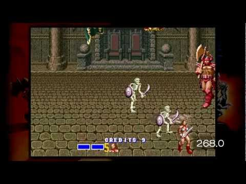 golden axe xbox 360 youtube