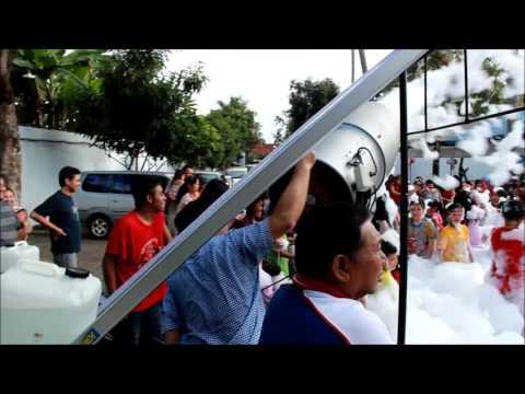 BWI Foam Party