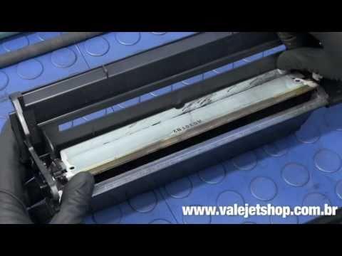Vídeo Recarga Toner HP C4127X | 27X | 4000 | 4050 - Vídeo Aula Valejet.com