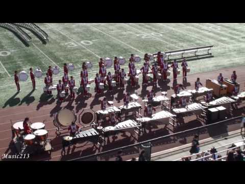 Arcadia HS World Line - A Rose by any Other Name - 2016 Arcadia Festival of Bands