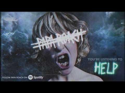 Papa Roach - HELP (Official Audio)