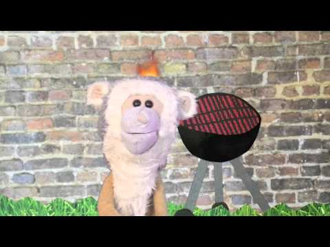 English Kids Fire Safety Video