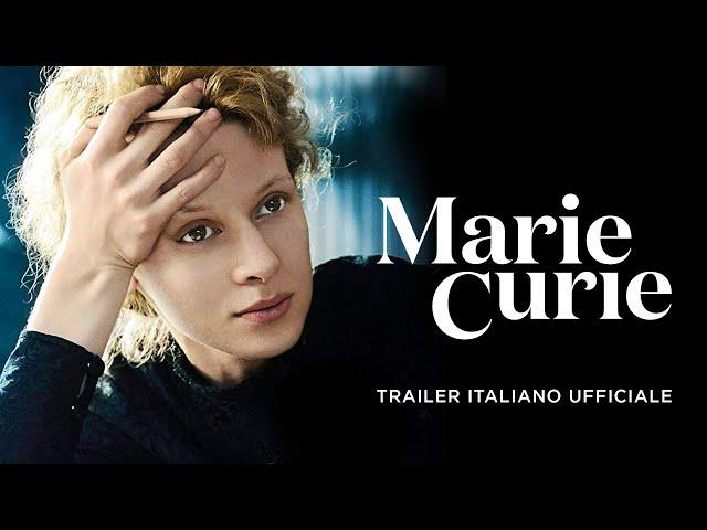 Anteprima Immagine Trailer Marie Curie, trailer italiano