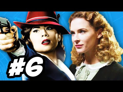 Agent Carter Episode 6 Review and Marvel Easter Eggs