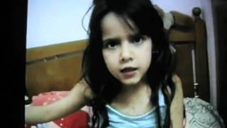 مهسا حیدرپور در هفت سالگی اش دردهای بچه های امروز ایران