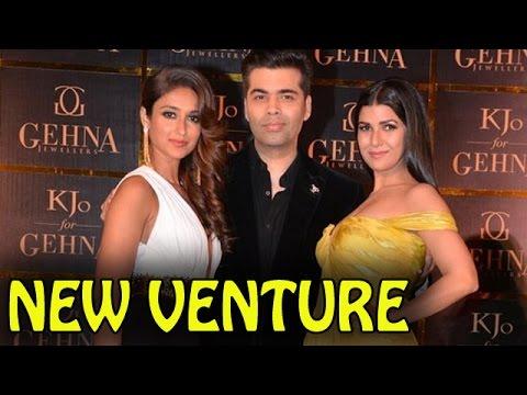 Ileana D'cruz & Nimrat Kaur Support Karan Johar's New Venture
