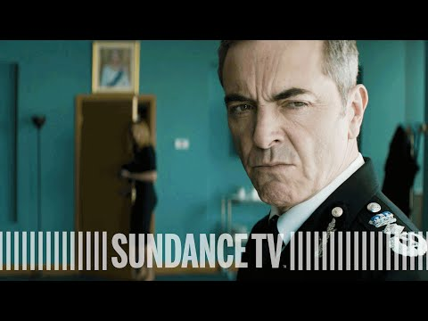 Babylon (On Set with James Nesbitt)