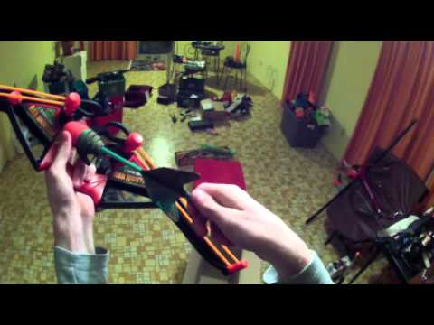 Review: Zing Toys Z-Curve Bow, serious fun.