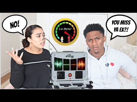 COUPLES LIE DETECTOR TEST!! (SHE WANTS HER EX BACK!!!!)💔