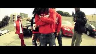 Turn Up  Fredo Santana & Tadoe(GBE) Feat.souljaboy - (Official Music Video)