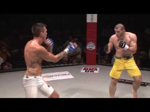 Pascu Ion vs Hakon Foss   MMA   UWC 23