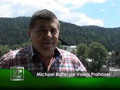 Michael Buffer pe Valea Prahovei