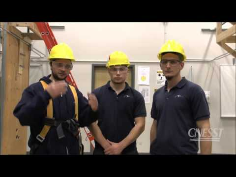 Centre d'électrotechnologie Pearson - Éducation à la prévention 2016