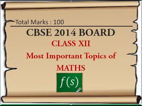 how to prepare for c.b.s.e 12th exam