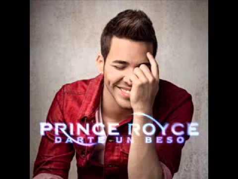 Prince Royce Darte un Beso Album Cover Darte un Beso Prince Royce