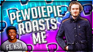Video PewDiePie ROASTED ME! Featuring KSI (DISS TRACK OR NA) MP3, 3GP, MP4, WEBM, AVI, FLV Agustus 2017