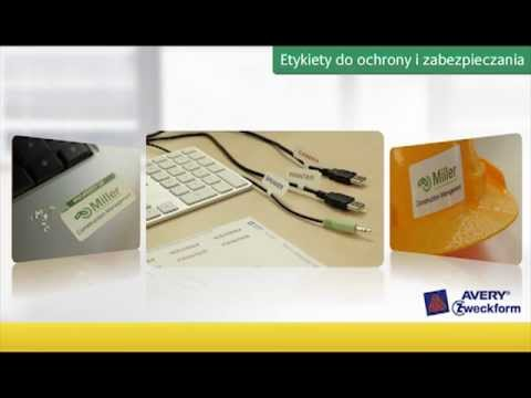 Etykiety do ochrony i zabezpieczania