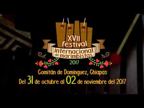 XVII Festival Internacional de Marimbistas