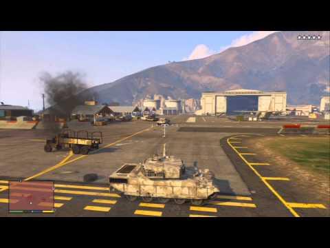 GTA 5 tanque rhino