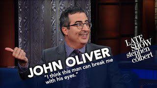 Video John Oliver: The Don Jr. Scandal Is Something (If Something Means Anything) MP3, 3GP, MP4, WEBM, AVI, FLV Januari 2018