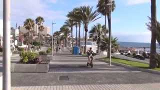 This time we will take a walk in Playa de las Américas, Tenerife. We will visit Starco Commercial Centre, Safari Center, Parque...