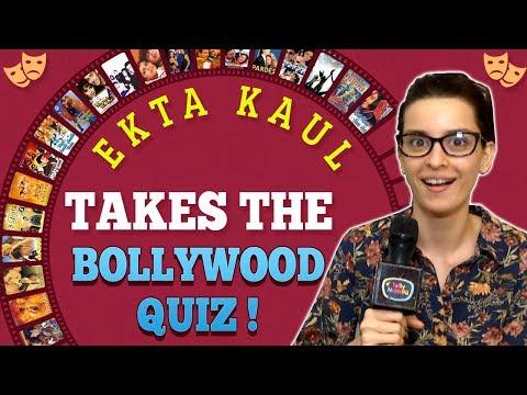 Ekta Kaul Plays Guess The Dialogue Game | Mere Ang
