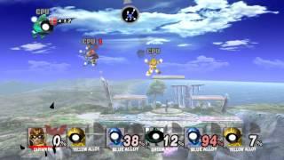 Cruel Brawl – Captain Falcon (20 KOs) TAS