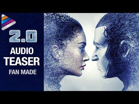 Rajinikanth Robo 2 Audio Teaser   #2Point0   Akshay Kumar   Amy Jackson