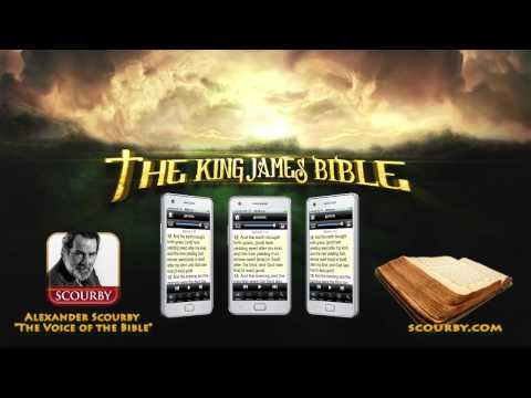 Scourby Bible APPS for Iphone and Android Devices Now Available….. The Newest Way to Access the Oldest Book