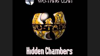 Wu tang Clan - the Roof (Hidden Chambers Vol. 1)