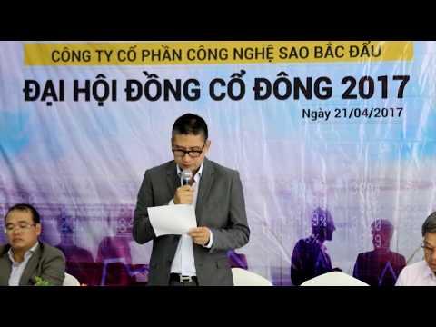 Đại Hội Cổ Đông 2017