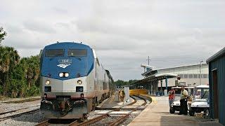 Sanford (FL) United States  City pictures : Amtrak Auto Train - Sanford, FL