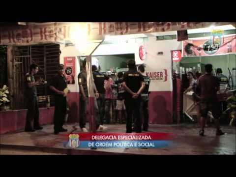 VÍDEO INSTITUCIONAL DA POLICIA CIVIL