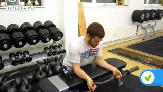 Basal underarmstræning