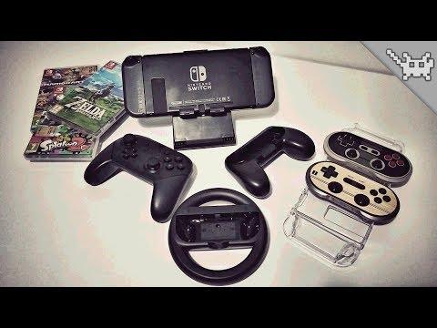 Nintendo Switch dopo 6 mesi ⋆ console, giochi, companion app e accessori! ⊷ #gon_Switch