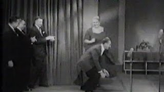 Video You Bet Your Life #58-28 The Four Marks Brothers (Secret word 'Hand', Apr 2, 1959) MP3, 3GP, MP4, WEBM, AVI, FLV Juni 2018