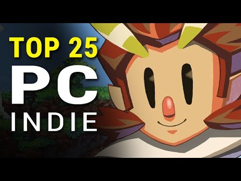 Top 25 Best PC Indie Games