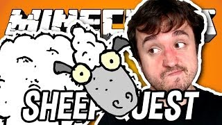 LADRÃO DE OVELHA! - Minecraft: Sheep Quest