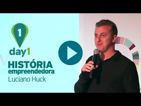 huck - A grande virada na vida do apresentador Luciano Huck foi ter se tornado um empreendedor mais aberto e democrático.