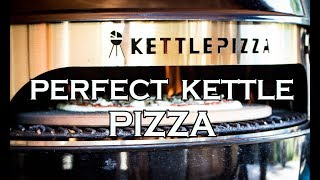 Perfect Kettle Pizza