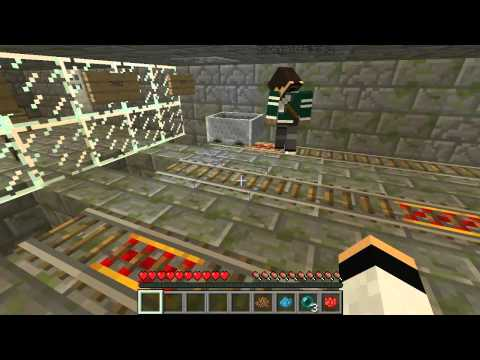 Minecraft Escape - CreeperEye (ronald & Vertez) #Part1 HD [PL]