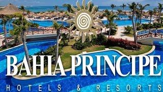Bahia Principe Hotels & Resorts un sueño hecho realidad.